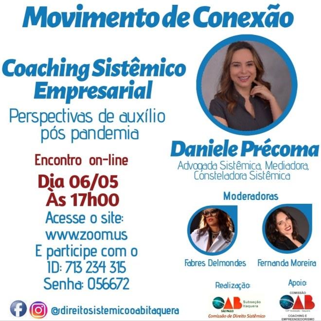 Coaching Sistêmico Empresarial 05.05.20